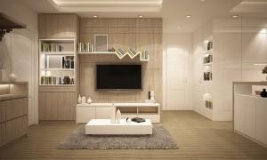 décoration homogène