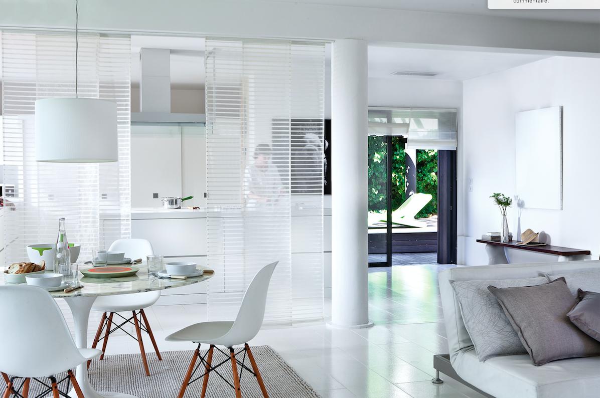 Comment séparer votre cuisine et votre salon simplement !