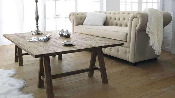 Table Basse Originale Allure Et Bois Vous Donne Des Idees