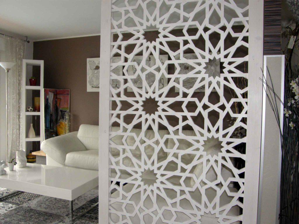 claustra moucharabieh décoration orientale