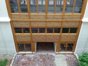 claustra fenetre