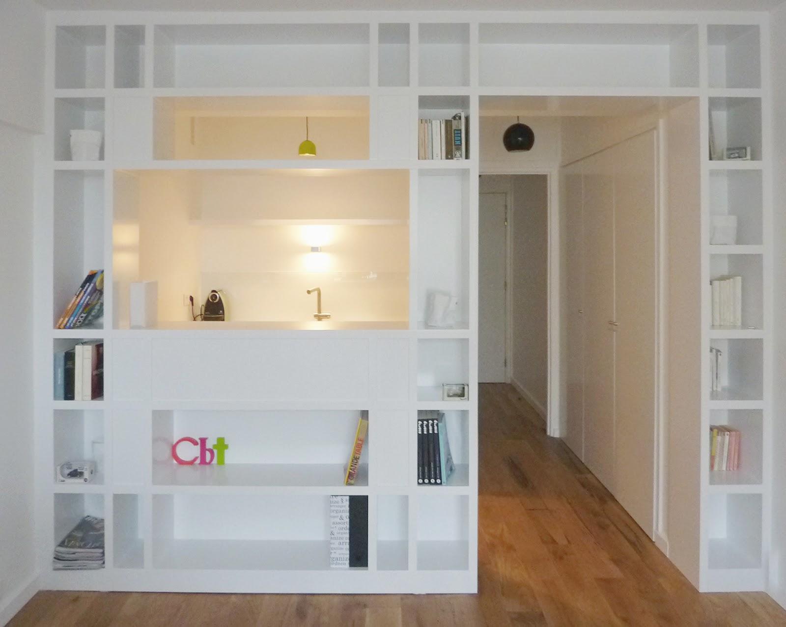 Petit Meuble De Separation comment décorer un petit appartement sans l'encombrer ?