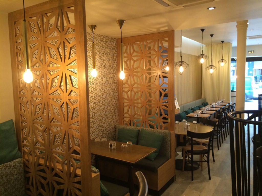 claustra bois restaurant oriental