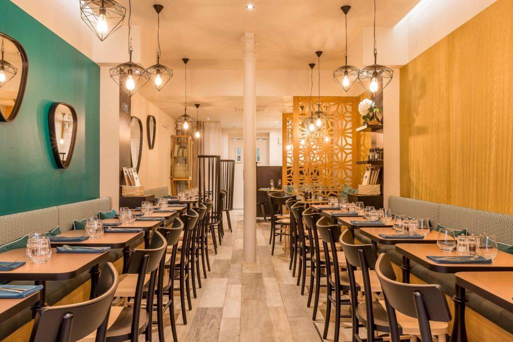 restaurant oriental claustra