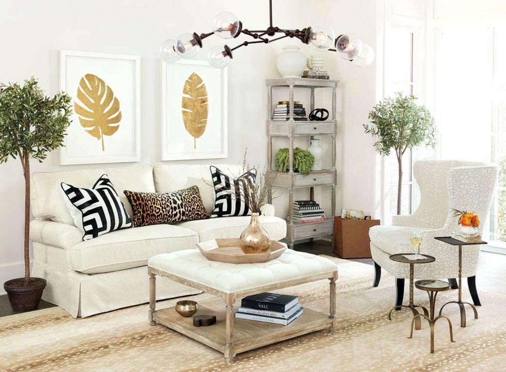 relooking salon moderne
