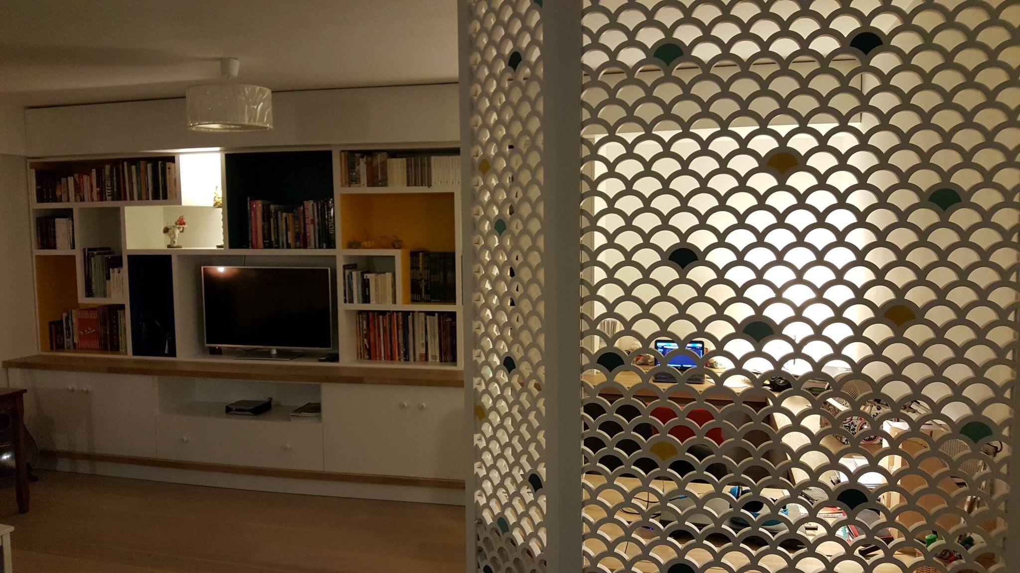 claustra décoratif