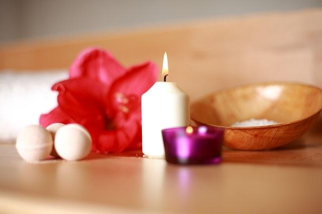 décoration spa