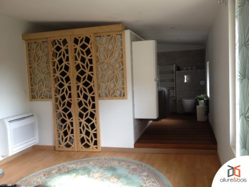 portes-coulissantes-bois-géométriques