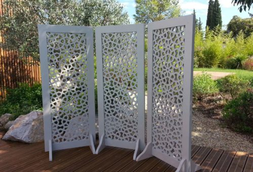 claustras mobiles bois blancs