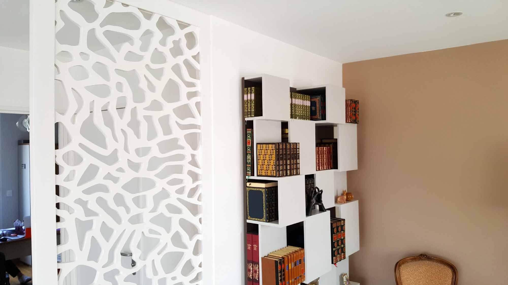 claustra bois mucida. Black Bedroom Furniture Sets. Home Design Ideas