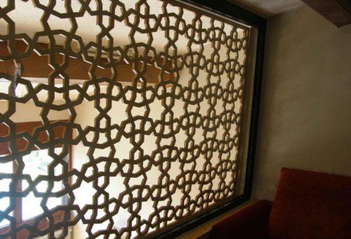 claustra salon design