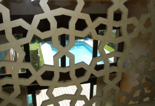 claustra interieur decoratif bois