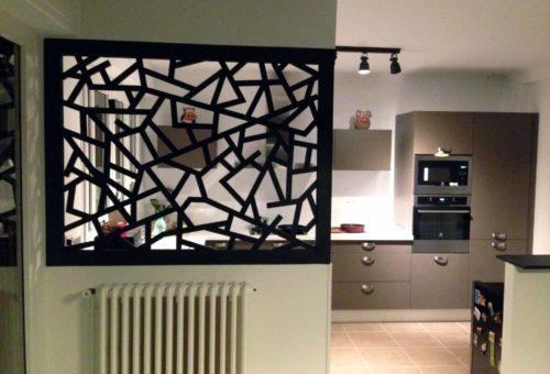 claustra contemporain cuisine