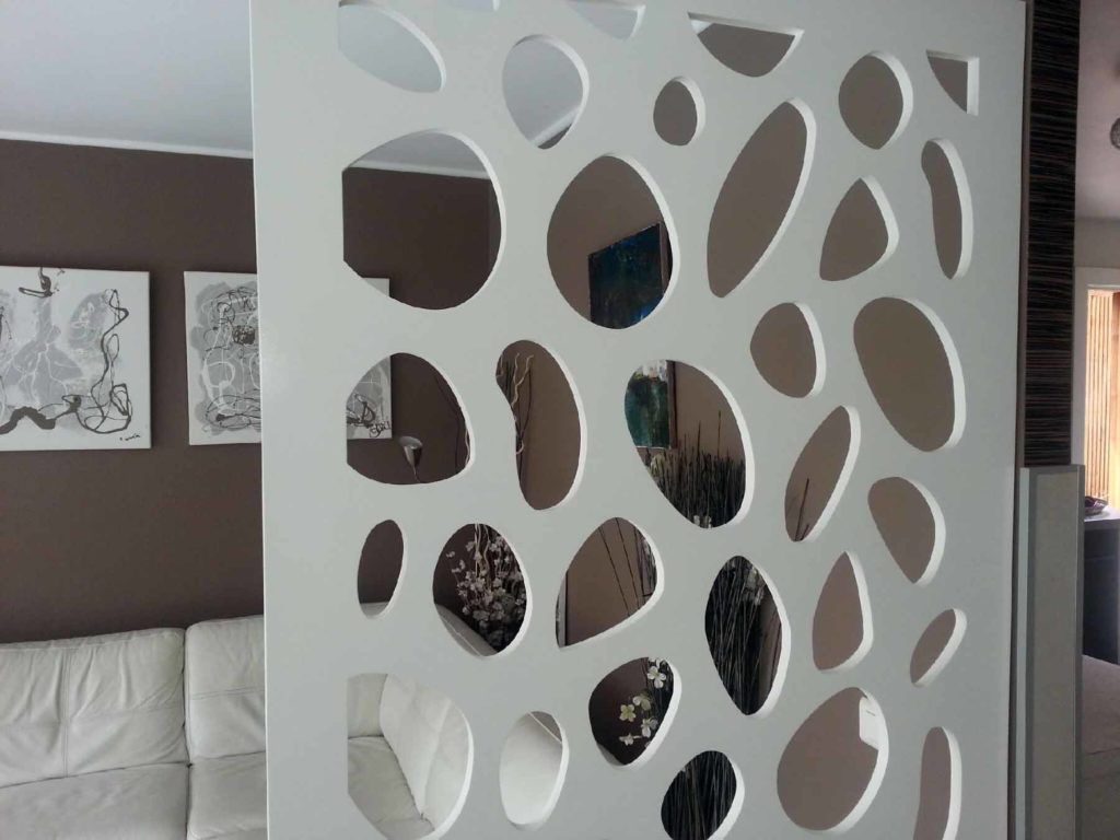 claustra design blanc