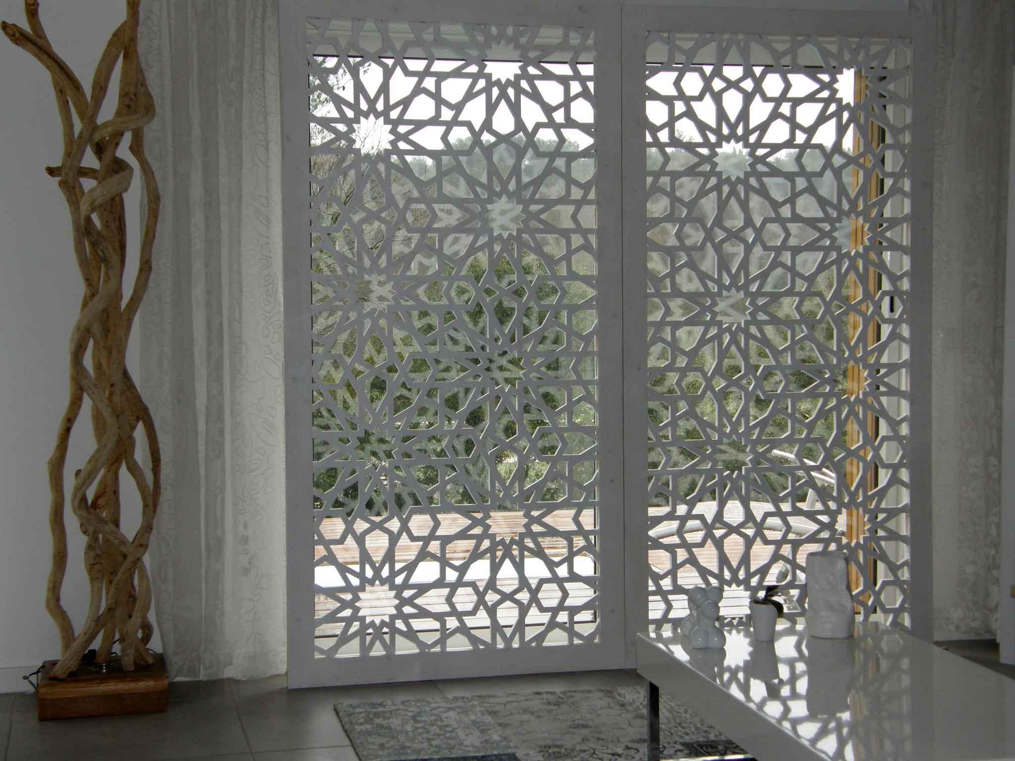 claustra bois helios. Black Bedroom Furniture Sets. Home Design Ideas