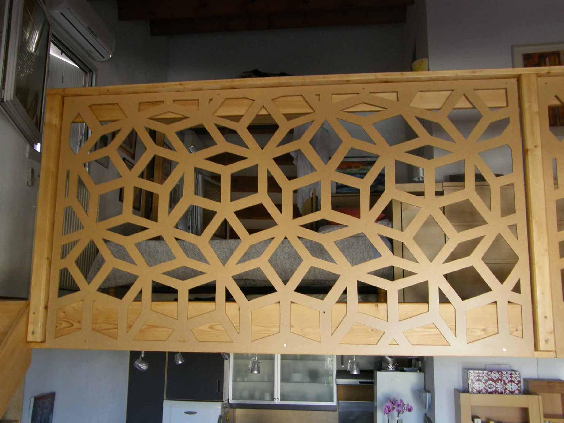 claustra bois herm s. Black Bedroom Furniture Sets. Home Design Ideas