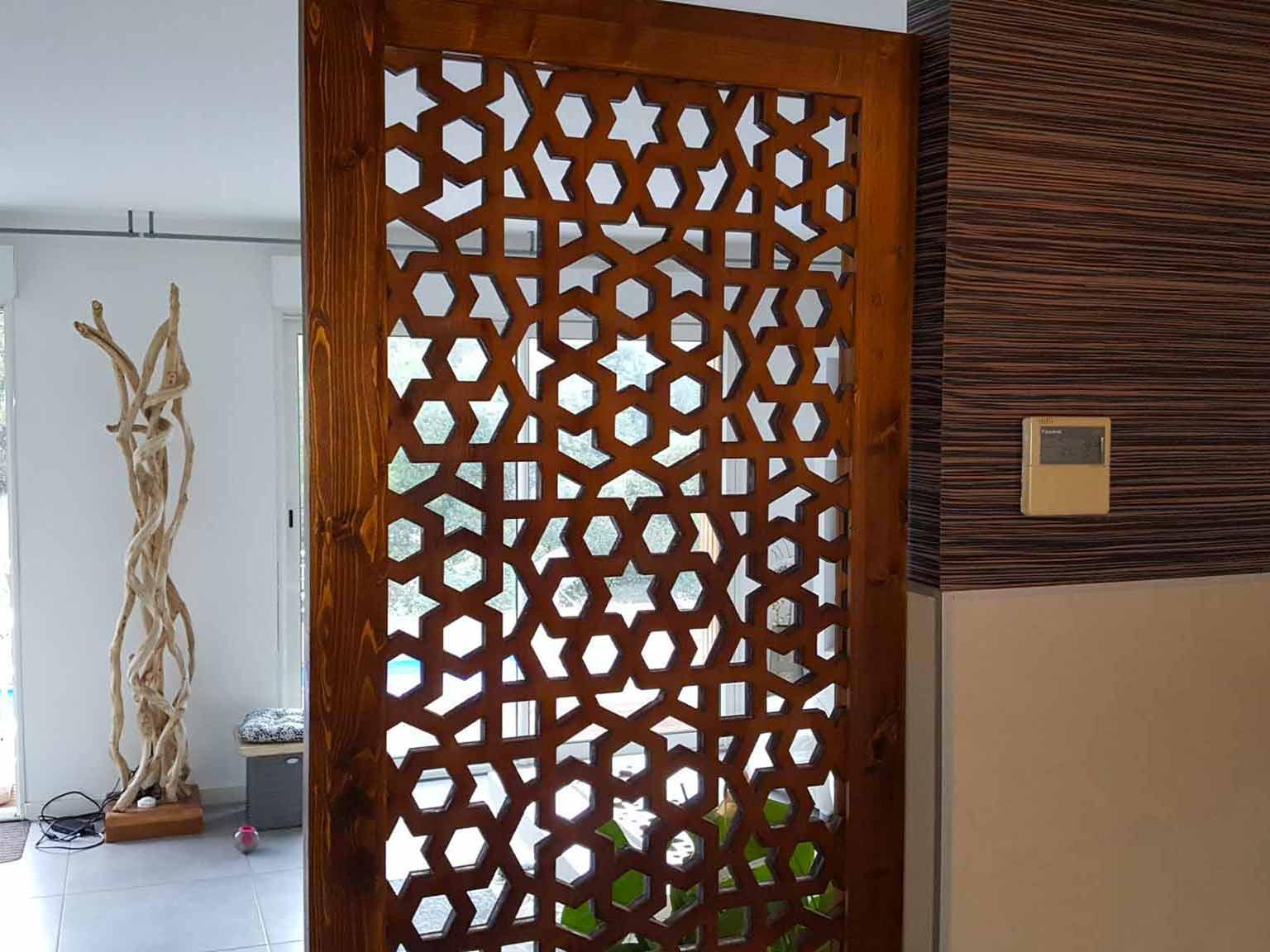 claustra bois capella. Black Bedroom Furniture Sets. Home Design Ideas