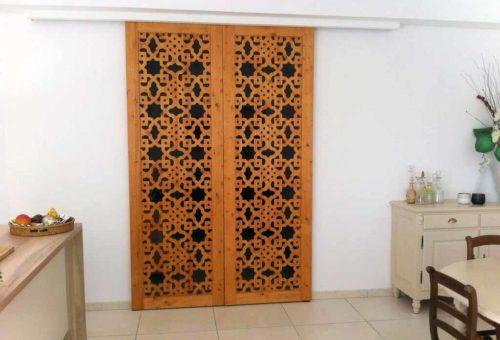 porte bois originale