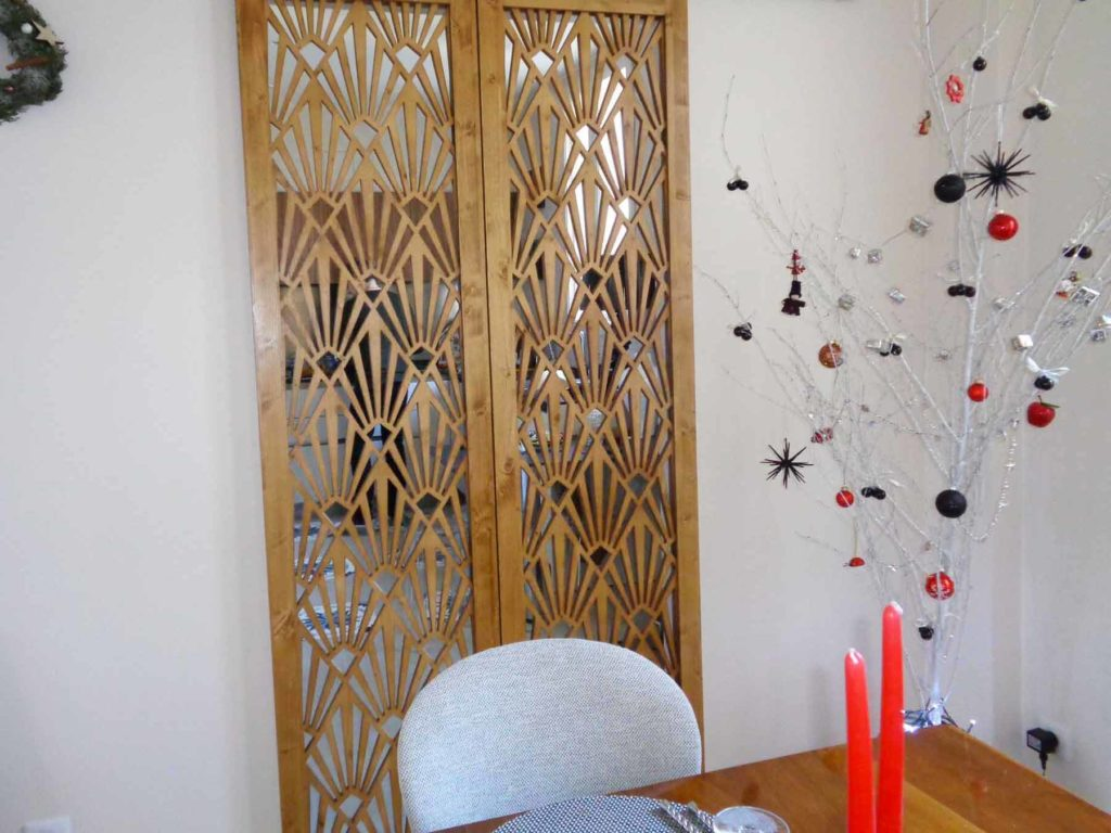 portes bois claustras