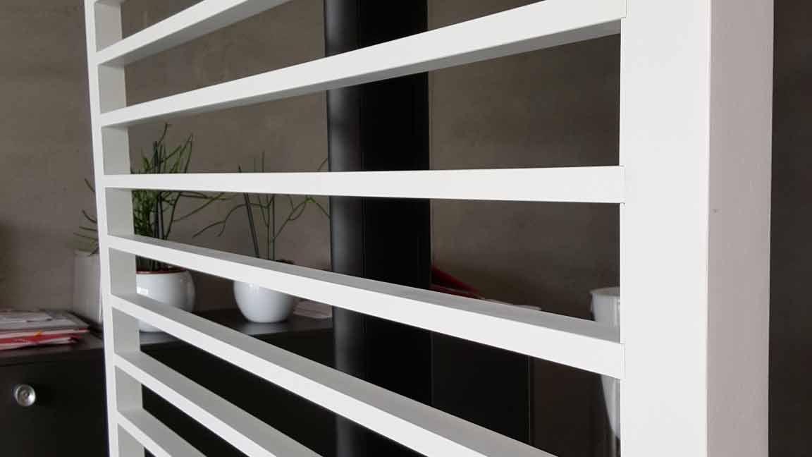 claustra bois lattis. Black Bedroom Furniture Sets. Home Design Ideas
