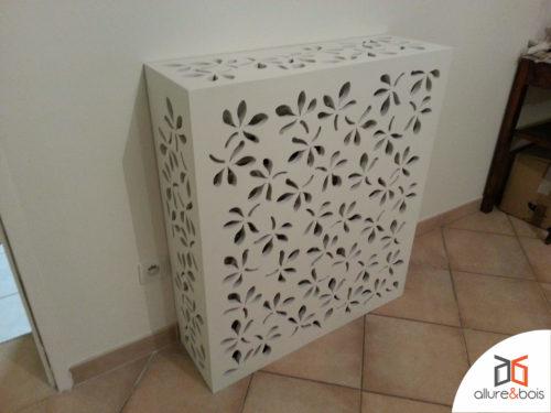 comment fabriquer un cache radiateur en bois. Black Bedroom Furniture Sets. Home Design Ideas