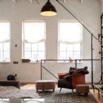 loft-salon-cloison-bois