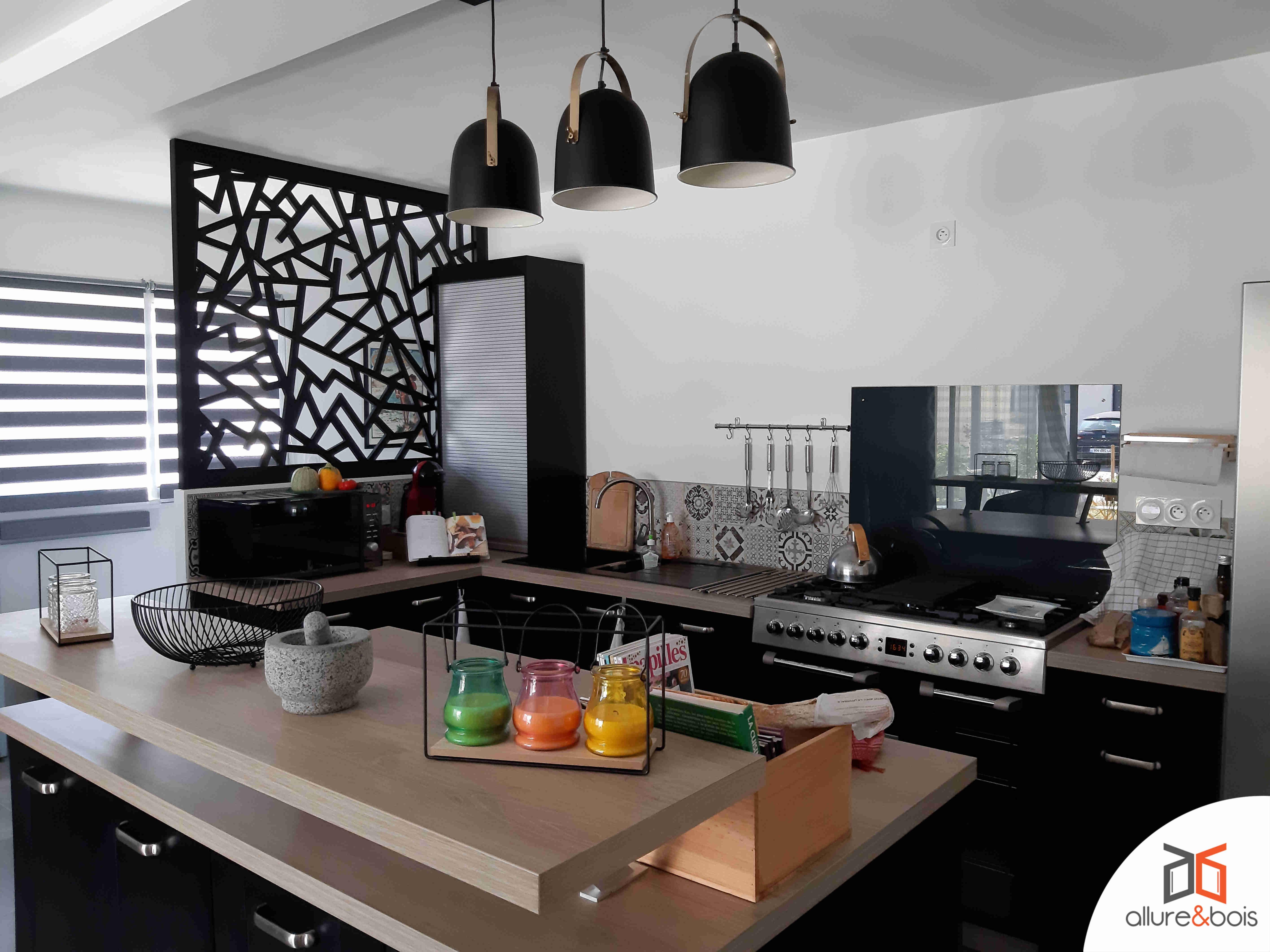 Claustra électrique aléatoire pour votre cuisine