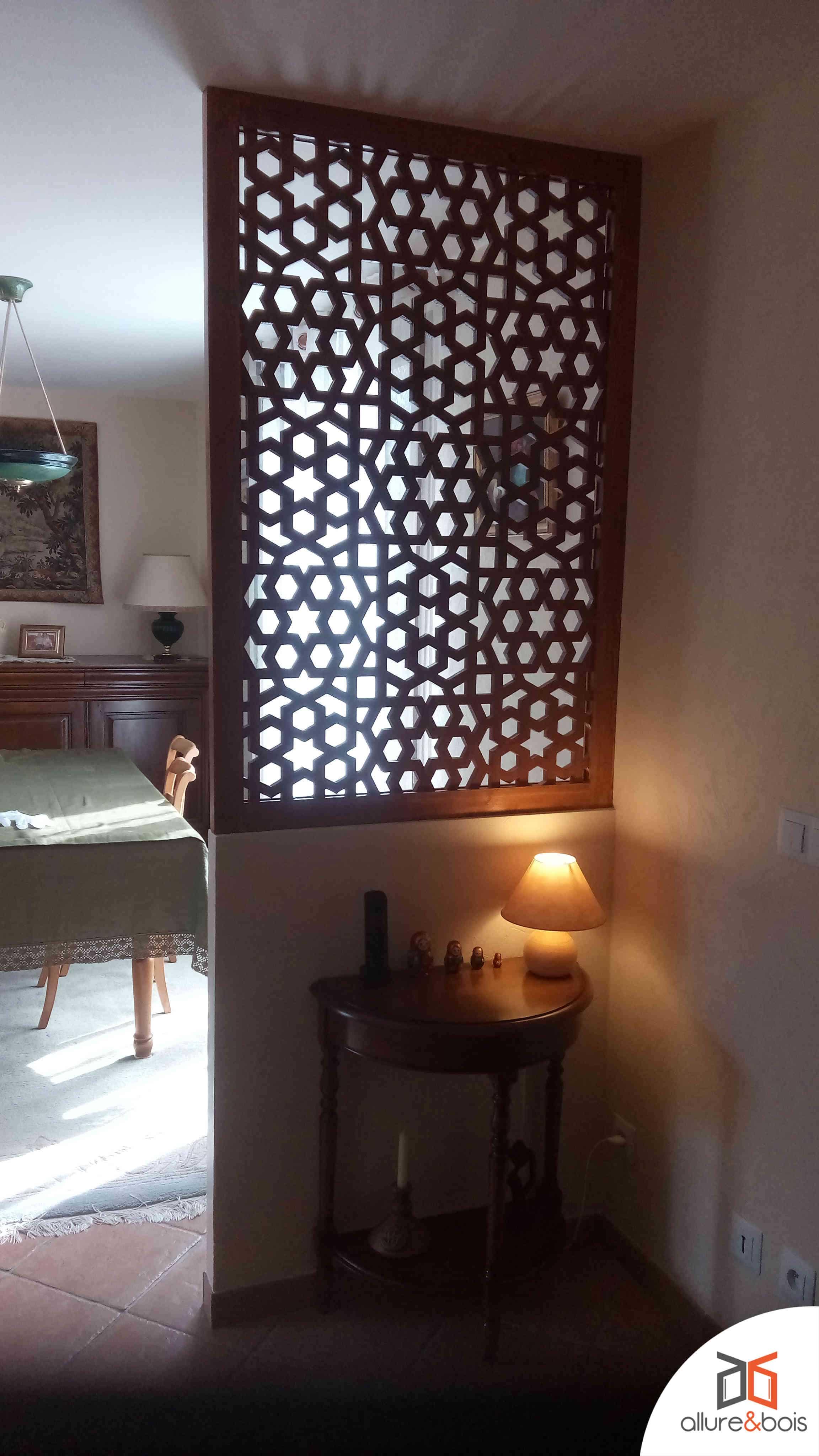 Motif traditionnel et bambou das votre maison