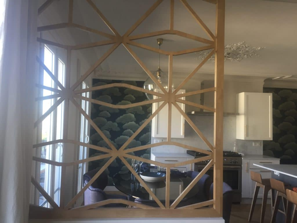 claustra cuisine moderne