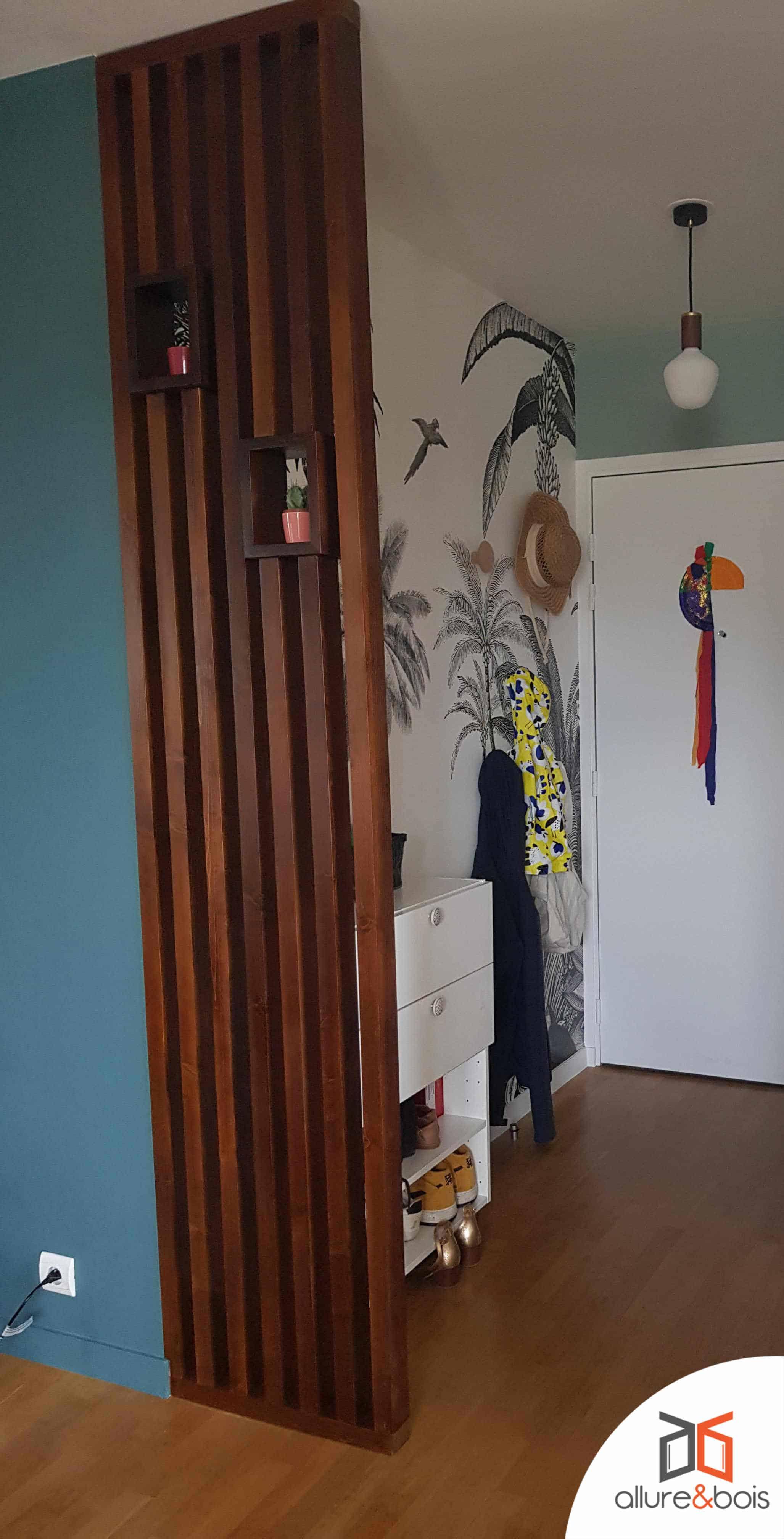 claustra étroit pour hall d'entrée